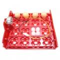 Лоток в инкубатор с мотором на 16/64 куриных/перепелиных яиц