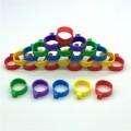 Кольцо 20 мм разного цвета