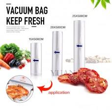 Пакет для вакуумного упаковщика 15см