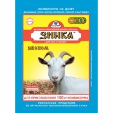 Премикс-концентрат Зинка для коз, козлов и козлят (500г) (Эконом)