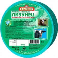 Фелуцен солевой лизунец антигельминтный для КРС (литера 3788) (5кг)